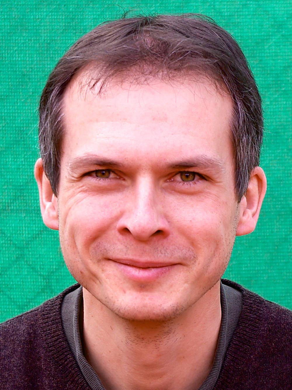 2. Vorsitzender Christian Naegeli