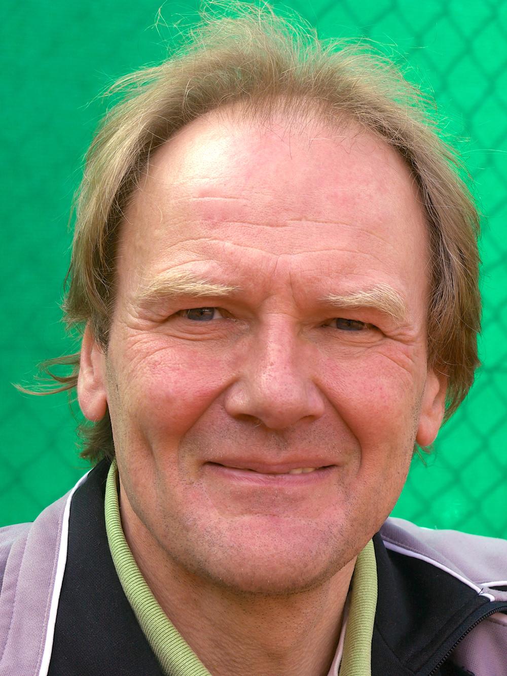 Sportwart Kai-Otto Daetz