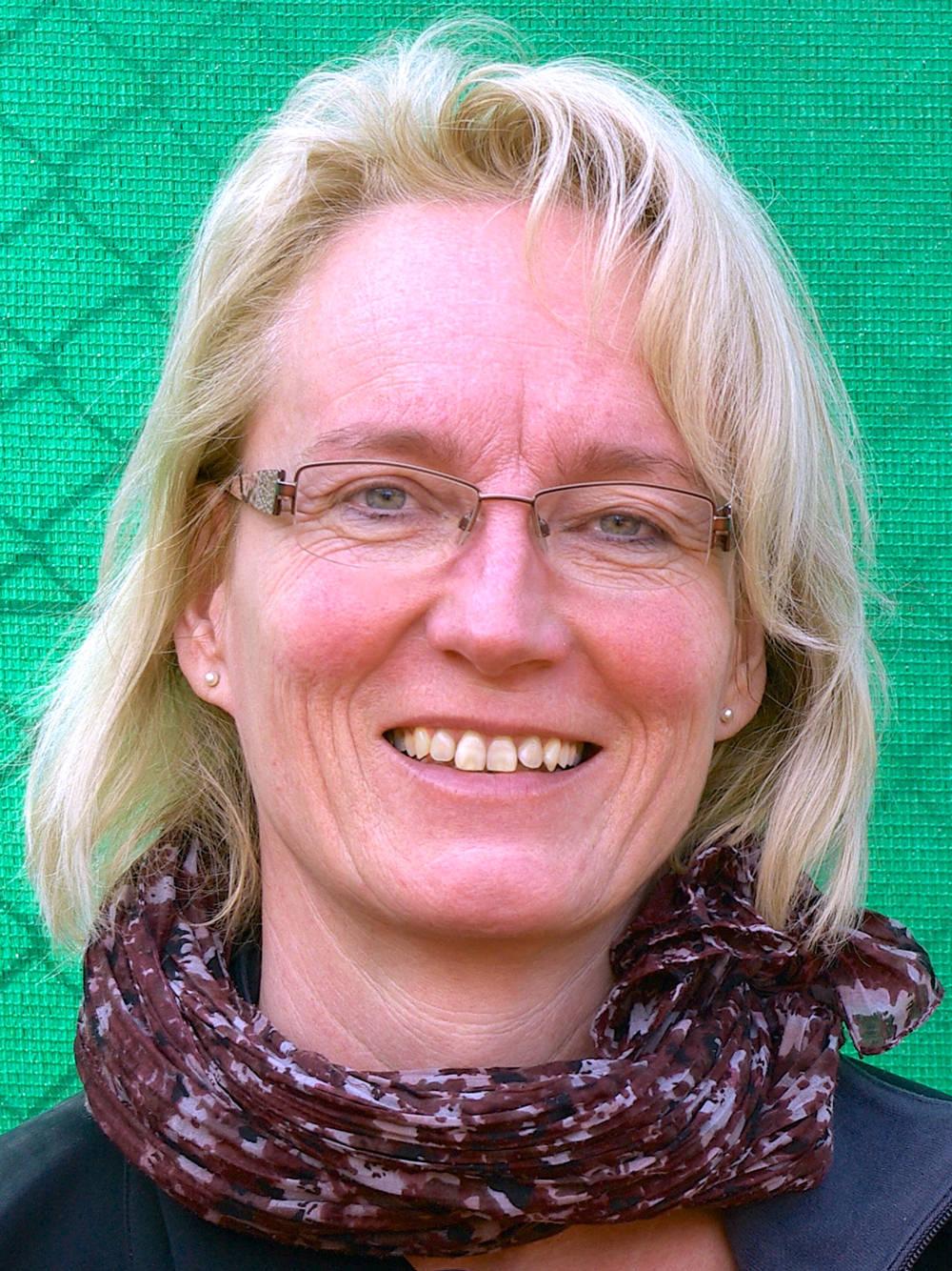 Kassenwartin Renate Luerßen
