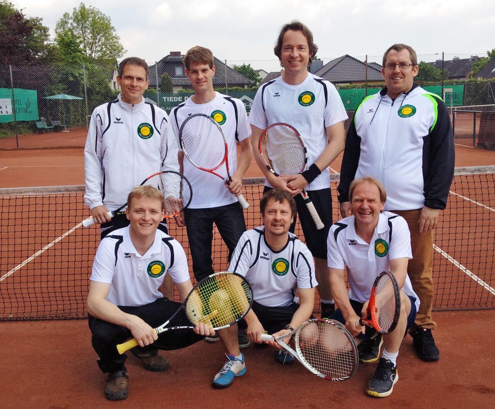 Tennis Club Alt Garge Herren