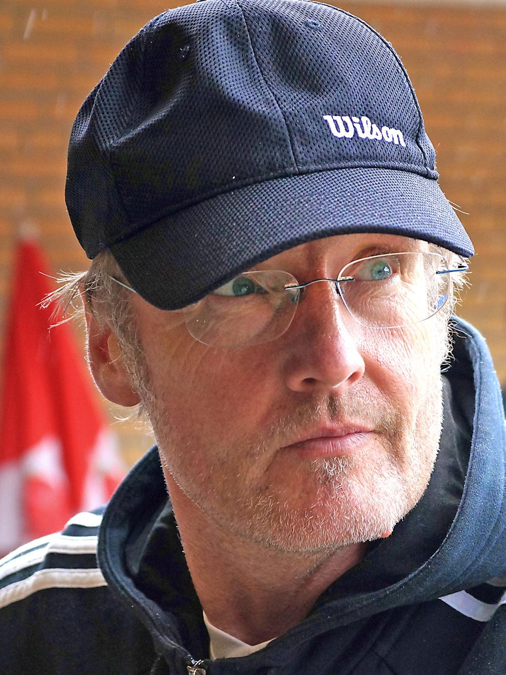 Trainer und Jugendwart Volker Schöning