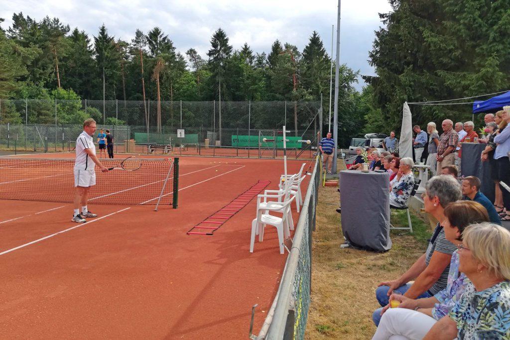 50 Jahre Tennisclub Alt Garge