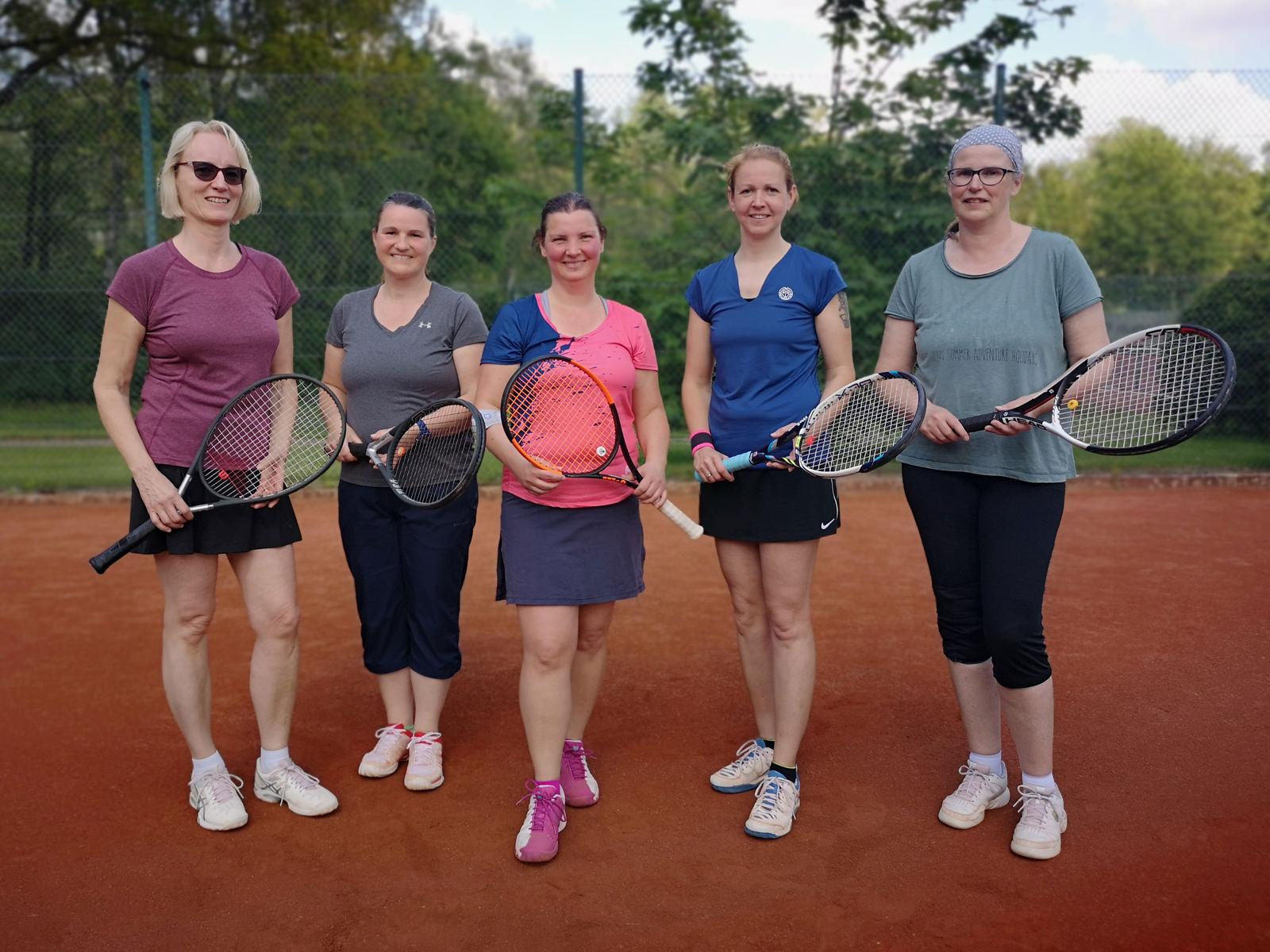 Mannschaft Damen Tennis Club Alt Garge