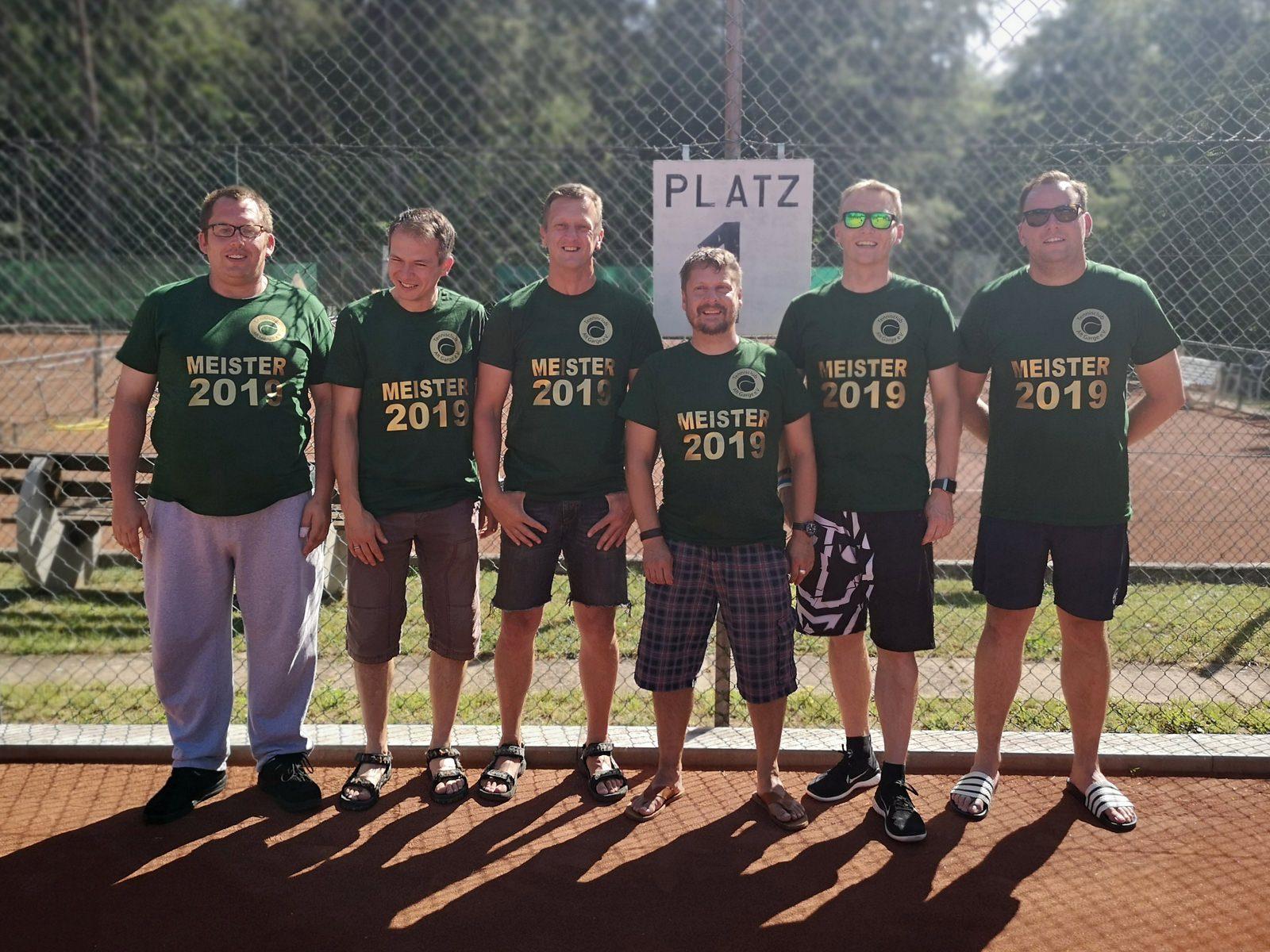 Mannschaft Herren 30 Tennis Club Alt Garge