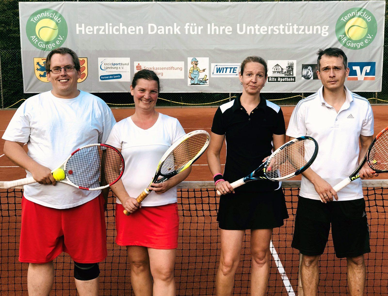 Vereinsmeisterschaften 2018 Tennisclub Alt Garge
