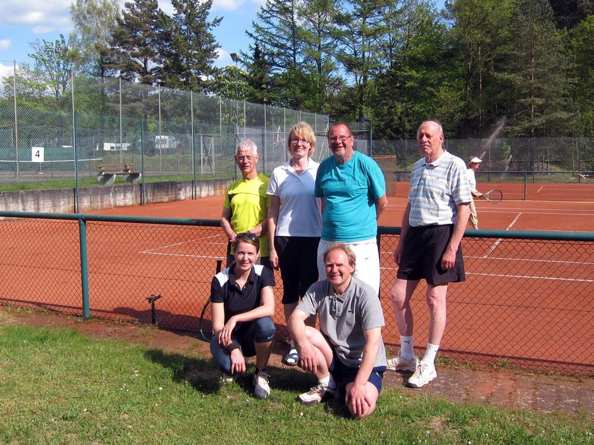 Tennisclub Alt Garge Vorstand 2017