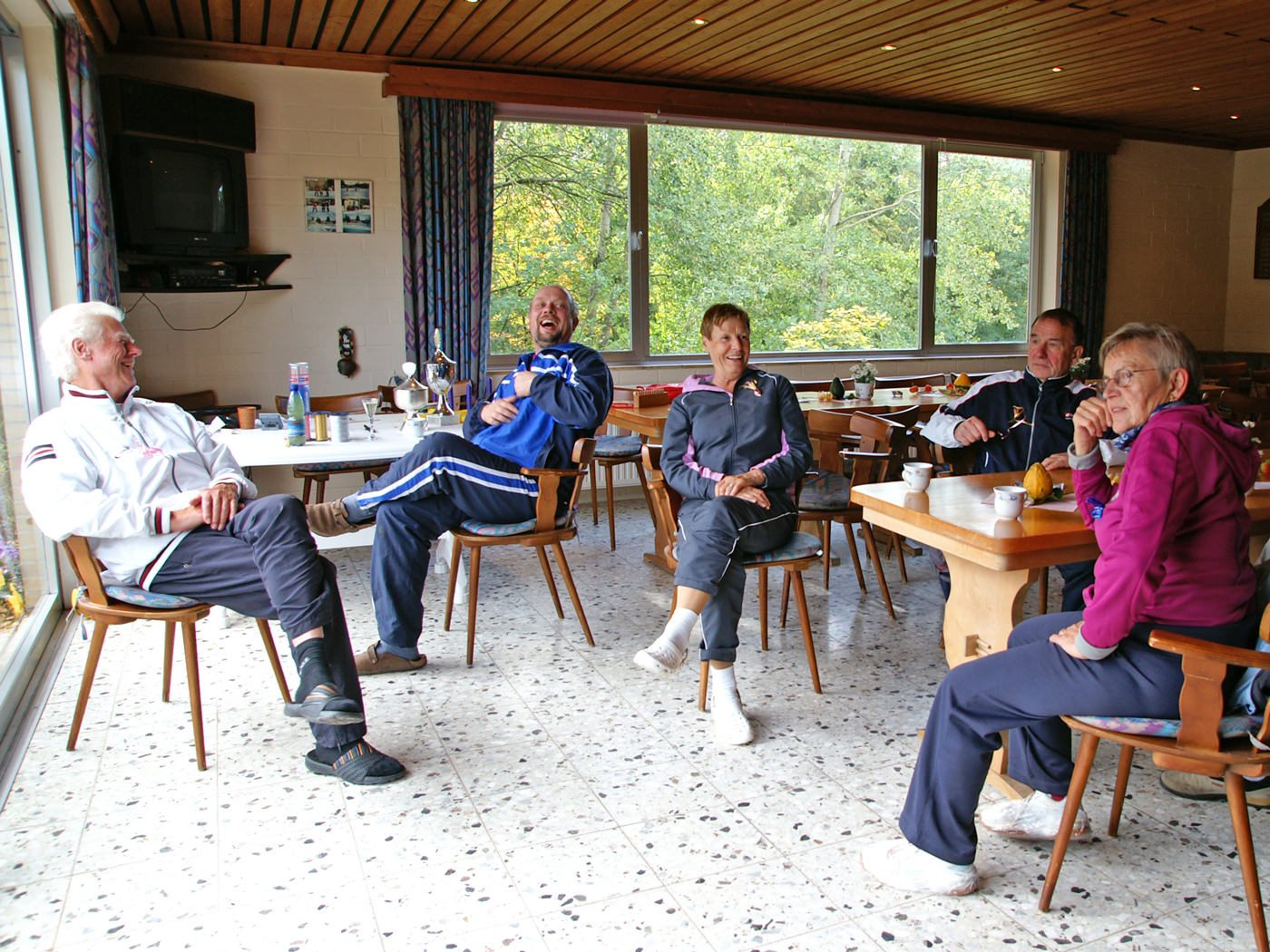 Tennis Club Alt Garge Vereinshaus